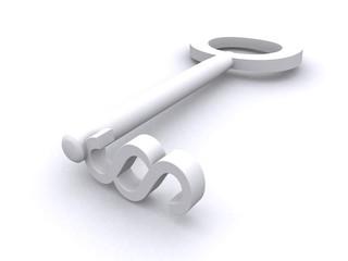 Paragraphenschlüssel