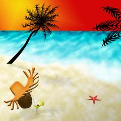 El paraíso caribeño