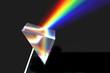 Optisches Prisma (Rendering)