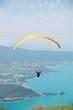 Parapente sur le Lac d'Annecy