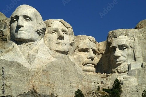 Mount Rushmore National Monument, South Dakota - 8464725
