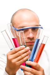 Lab experiment