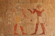 Wandmalerei, Hatschepsut-Tempel