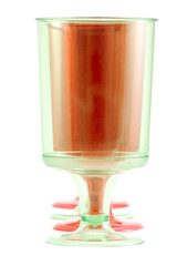 plastic cup macro