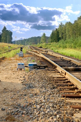 railway leavings  far ways