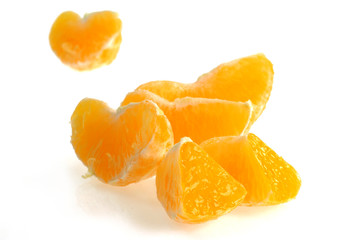 Spicchi arancio
