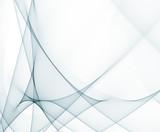 Trendy Luminescent Backdrop Wallpaper poster