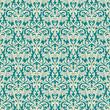 roleta: floral wallpaper