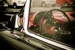 Постер, плакат: Chevrolet Corvette C1