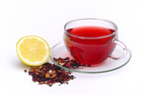 Fototapety Tee Frucht - tea fruit 05