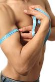 Measuring Biceps poster
