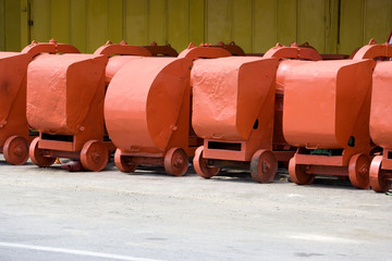 Used Cement Mixers