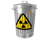Radioactive Waste poster