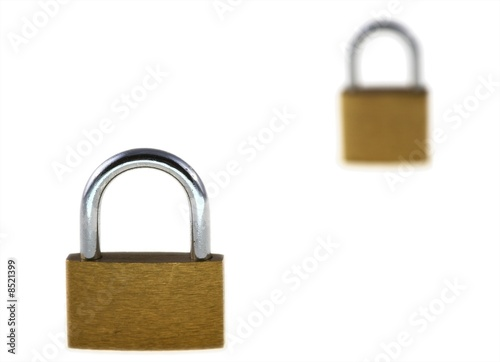 Two close locks