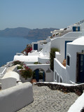 caldera view santorini greek islands hotel motel traditional h