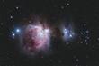 Fototapete Astronomie - Galaxies - Nacht