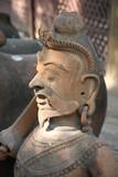 delhi,statue ancienne
