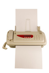 technology isolated fax