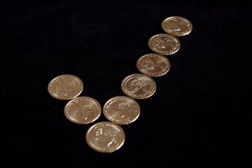 Checkmark Coins