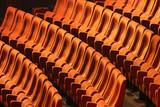 fauteuil spectacle siège rouge cinéma concert fête salle spectat poster