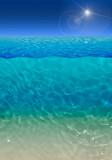 Fototapety visuel mer