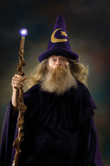 Wizard Portrait
