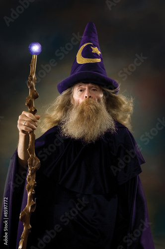 Poster Wizard Portrait