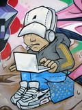 hip hop hacker - 8599164