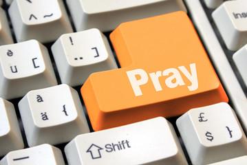 The Pray key