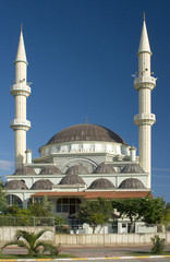 Mosque in Turkey