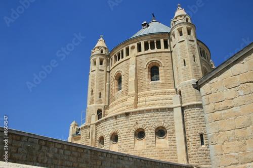 Eglise du Saint-Sépulcre à Jérusalem