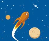 Spaceship poster
