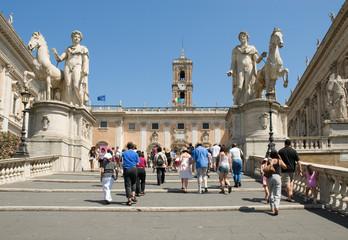 Scalinata del Campidoglio, Roma