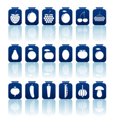 tinned goods icons