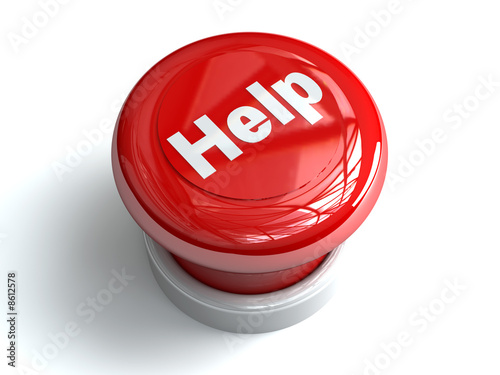 Hilfe Knopf