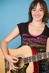 Sweet Guitar Player