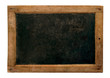 Vintage small school blackboard