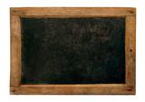 Vintage small school blackboard poster
