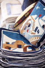 Greek island pillowcases for sale