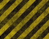 Hazard Danger Background poster