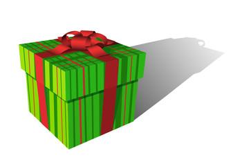 Positive gift box