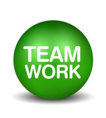 Teamwork - green