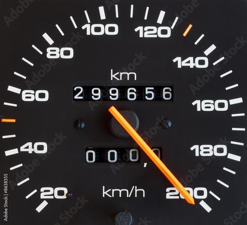 Speed meter - 8638355