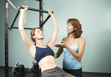 Pilates with a Trainer poster