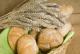 Idylle mit Weizenähren 5 poster