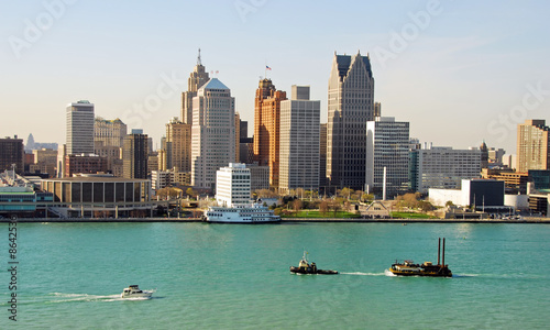 Detroit, Michigan - 8642536