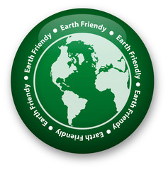 Recycle - Earth Friendly Icon