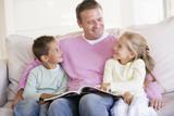 Fototapeta czytanie - książka - Czytanie / Pisanie