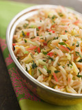 Three Coloured Basmati Pilau