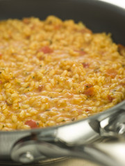 Pan of Risotto